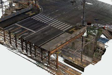 桜橋点群データ